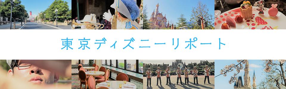 東京ディズニーリポート
